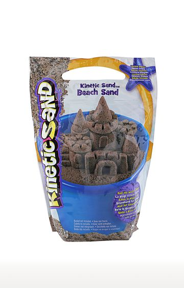Hamleys | Brown Beach Kinetic Sand Play Set