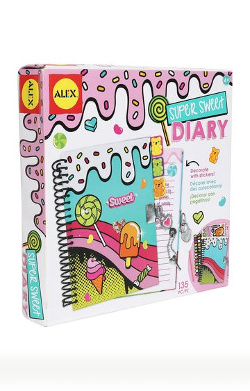 Hamleys | Super Sweet Diary