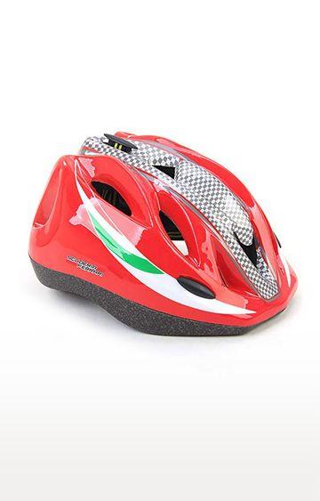 Hamleys | Mesuca Mesuca Ferrari Kids Helmet Adjustable Sports Protective Gear For Roller Bicycle Bike Skateboard Outdoor Sports