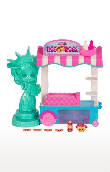 Beados | Shopkins Season 8 USA Hotdog Stand Playset