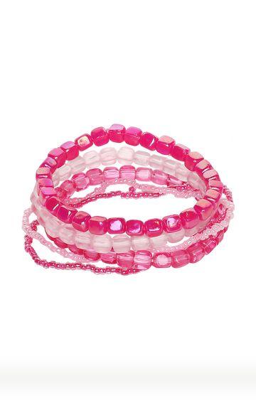 Hamleys | Pink Plastic Bracelets