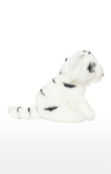 Hamleys | White Baby Tiger Soft Toy