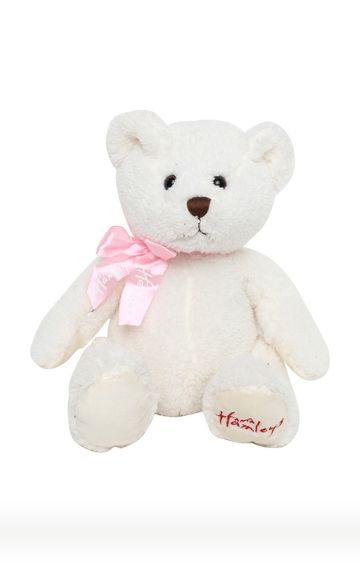 Beados | White Bear Souffle Plush Toy