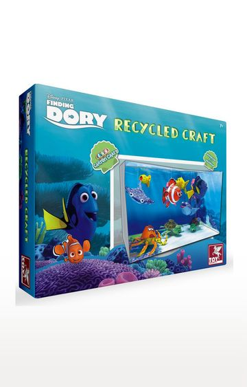 Hamleys | ToyKraft Finding Dory - Recycled Craft