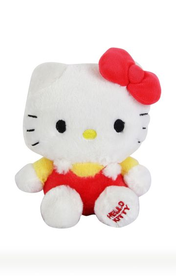 Hamleys | Hello Kitty Red Plush Toy