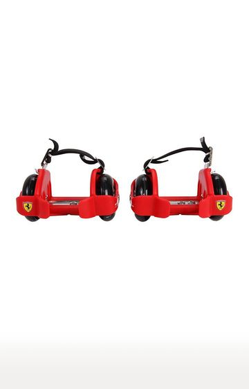 Hamleys | Ferrari Flashing Wheels Red