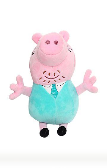 Beados | Peppa Pig Daddy Pig Plush Toy