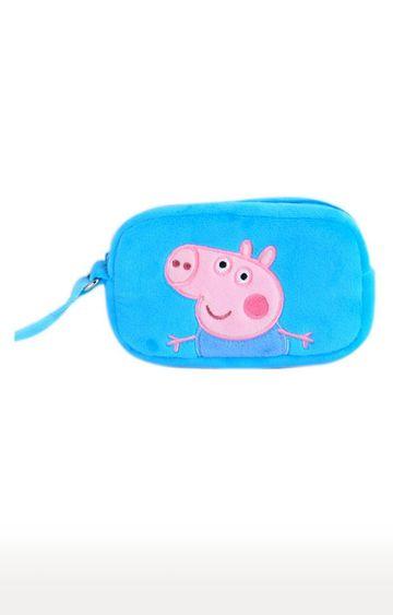 Beados | Peppa Pig George Blue Plush Toy Wallet