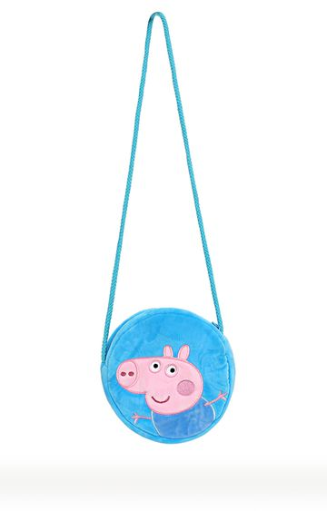 Beados | Peppa Pig Blue Sling Bag