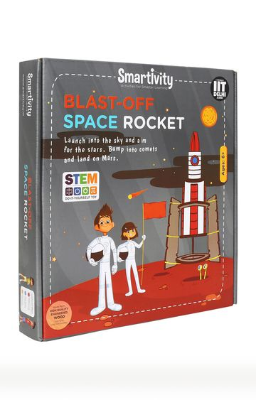 Beados | Smartivity Blast Off Space Rocket