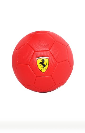 Hamleys | Ferrari 5 Red Soccer Ball