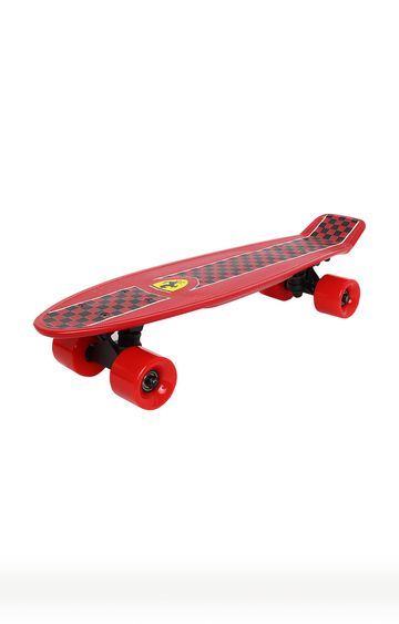 Hamleys | Ferrari Red Skate Board