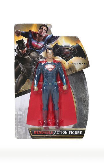 Beados | NJ Croce Superman Bendable Action Figure