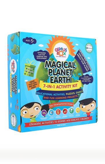Beados | Genius Box Magical Planet Earth Globe