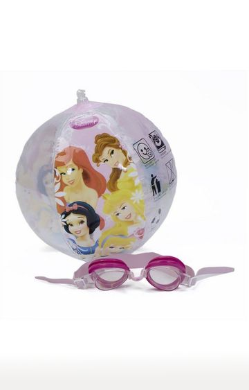 Beados | Mesuca Pink Princess Swimming Goggles and Water Ball