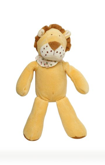 Beados | Starwalk Yellow Lion with Bell Soft Toy