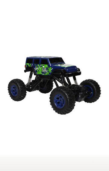 Beados | Blue and Green Rock Crawler Truck