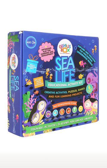 Hamleys | Sea Life Activity Kit