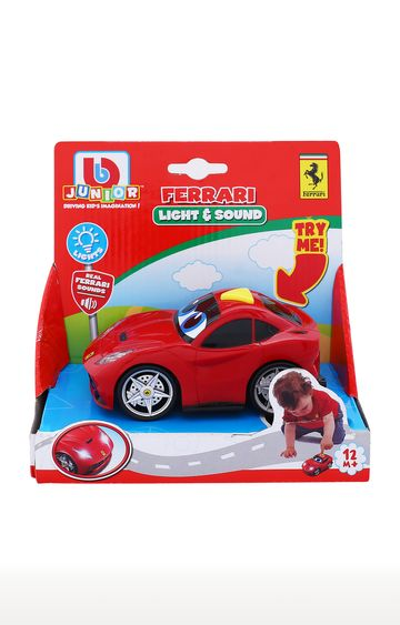 Hamleys | Junior Ferrari Light Sound Car