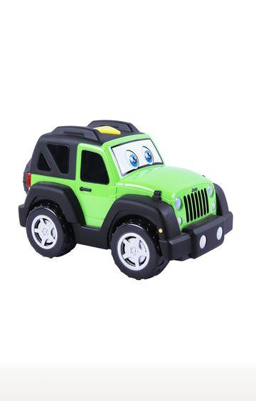 Beados | Motorized Jeep Playset