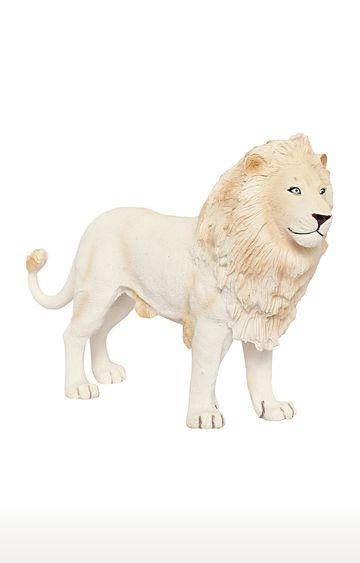 Beados | White Lion True to Life Figurine