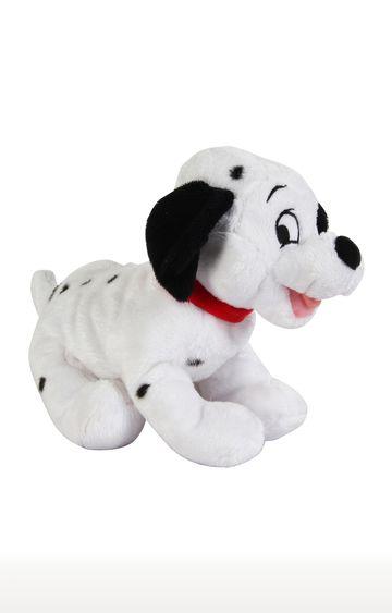 Beados   Dalmatian White Plush Toy