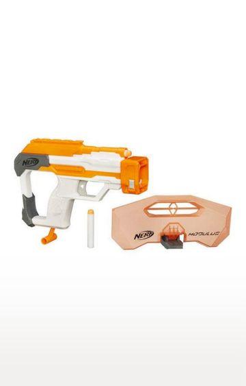 Hamleys | Nerf Modulus Strike and Defend Upgrade Kit