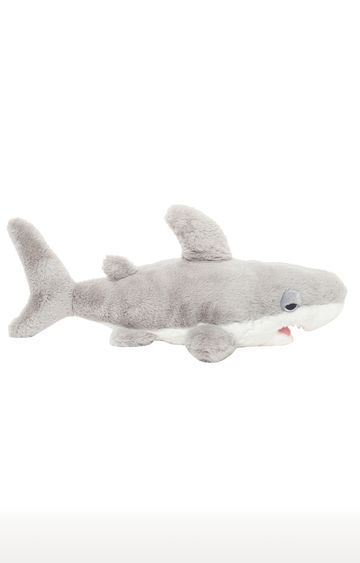 Beados | Grey Shark Soft Toy