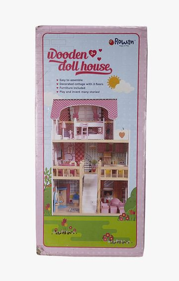 Beados | Rowan Wood Dollhouse Furniiture