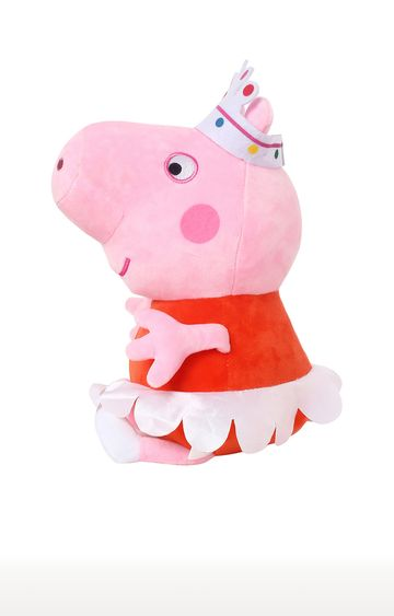 Beados | Peppa Pig Plush with Crown