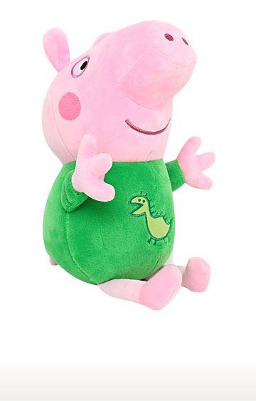Hamleys | Peppa George Pig Plush Toy