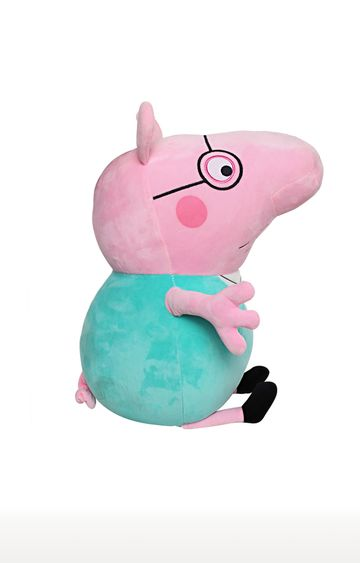Beados | Peppa Daddy Pig Soft Toy