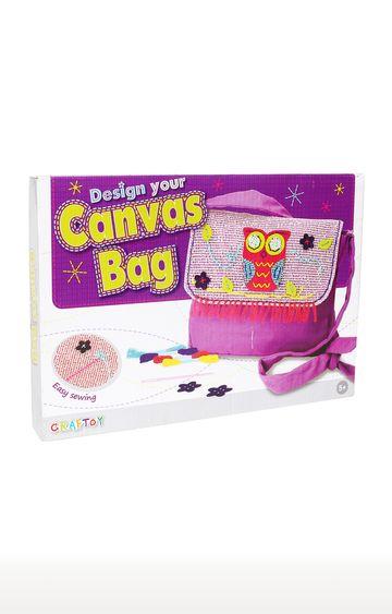 Hamleys | Design your Canvas Bag Owl