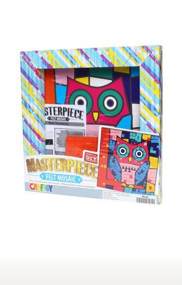 Hamleys | Masterpiece Felt Mosaic Owl
