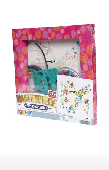 Hamleys | Masterpiece Paper Quilling Bird