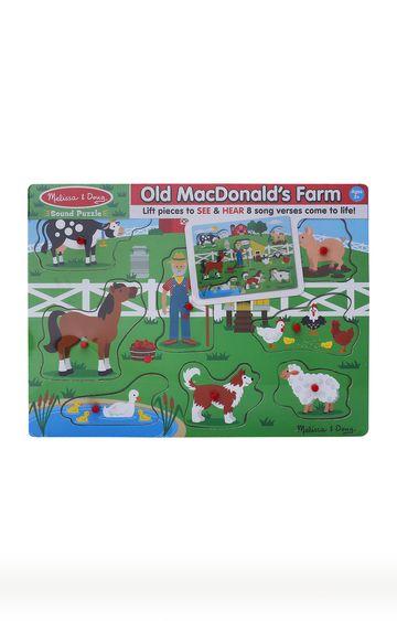 Beados | Old Mcdonalds Farm Jigsaw Puzzle