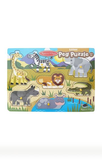 Hamleys | Safari Jigsaw Puzzle Set