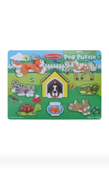 Hamleys | Pets Puzzle Set