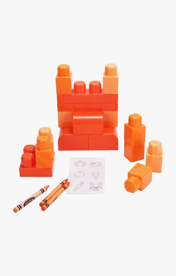 Hamleys | Orange Crayola Work My Color - Set of 20