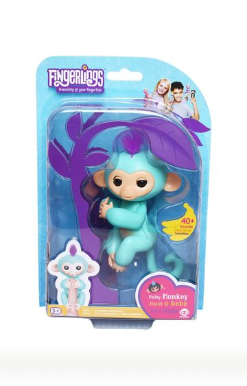 Beados | Pink Wowwee Baby Monkey