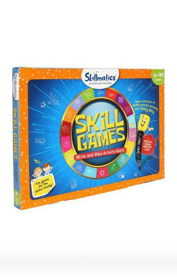 Beados | Skill Games Write and Wipe Activity Mats