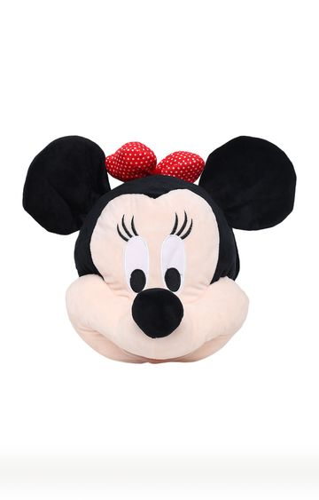 Hamleys | Black Mickey 3D Shape Bag