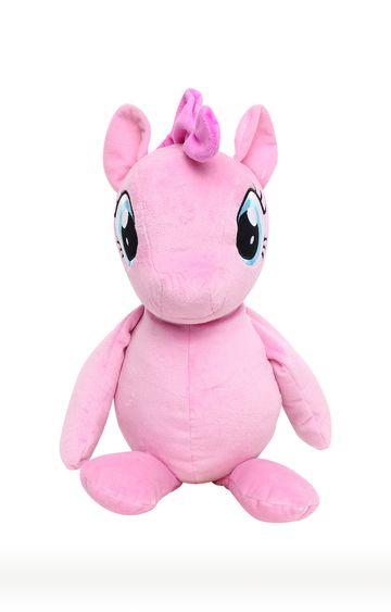 Beados | Pink Huggable Plush Pony