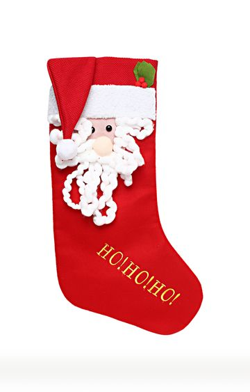 Hamleys | Santa Face Stockings