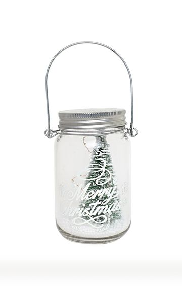Beados | Glass Jar with LED Xmas Tree