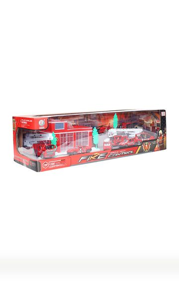 Hamleys | Big Fire Engine Set