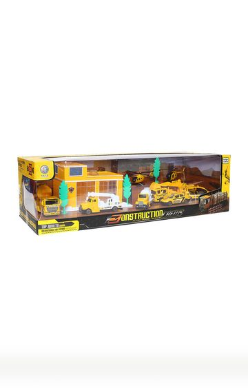 Hamleys | Big Construction Vehicles Set