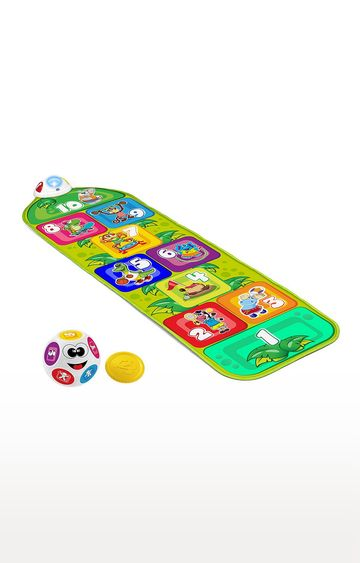 Hamleys | Chicco Jump and Fit Playmat