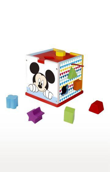 Beados | Disney Mickey Wooden Shape Sorter