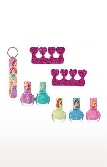 Beados | Princess Nail Polish with Accessories in Box - 5 Pk